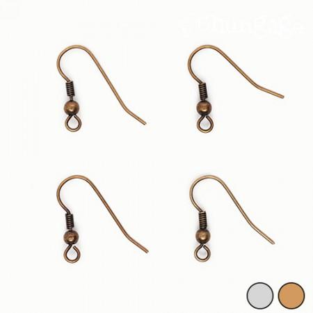 Simple earring hook (2 kinds)