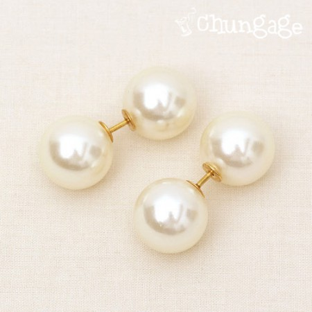 Multi-pearl pin