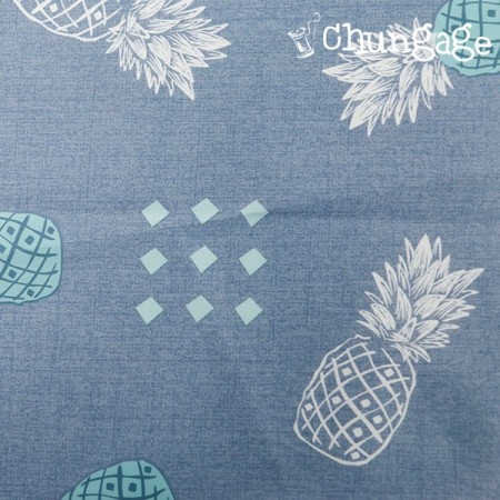 Largely - polyurethane waterproof fabric) pineapple