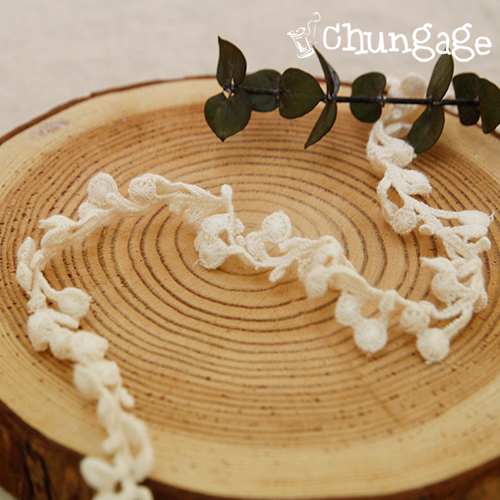 Chemical Lace Chemical 043 Flower Branch Natural