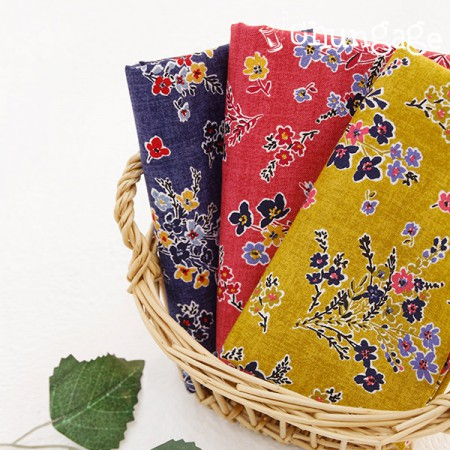 20 cotton fabric) Claire (3 kinds)