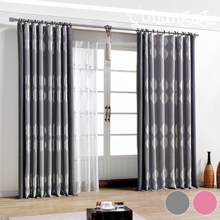 Wide - curtain paper) Viola (2 kinds)