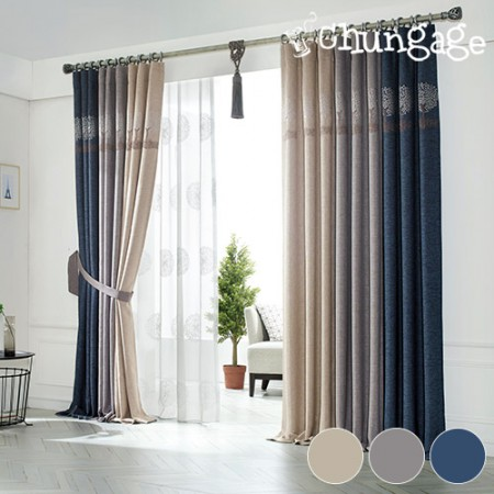 Wide - curtain paper) Armand (3 kinds)
