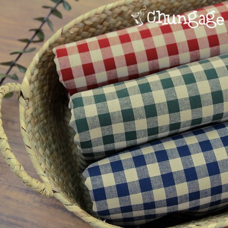 20 jujube) Palm beige check (3 kinds)