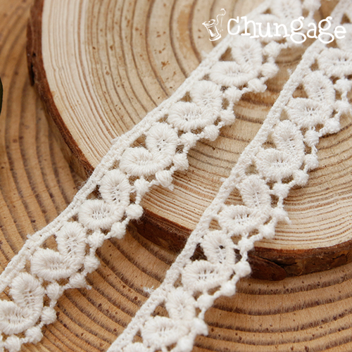 Chemical Lace Chemical 053 Heart Chan Natural