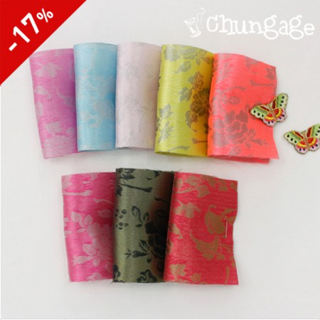 Hanbok Fabric Dyeing jacquard Hanbok cloth) Non-woven (8 kinds)