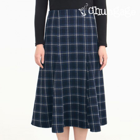 Clothes pattern female skirts costume pattern [P1162]