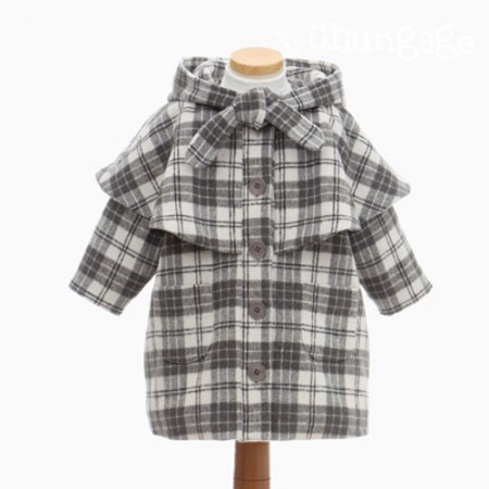 Clothes pattern children's coat outfit pattern [P1170]