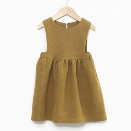 Clothes pattern children's dress costume pattern [P1174]