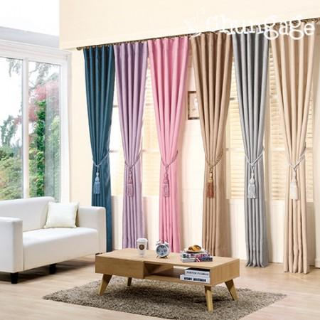 Wide-curtain paper) Art plain (6 kinds)