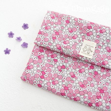Cotton 20) Candy flower