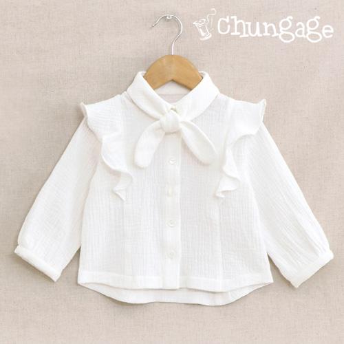 Clothes pattern children blouse costume pattern [P1134]