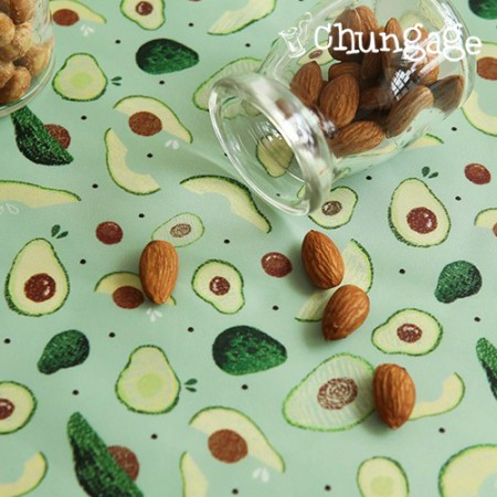 Large-waterproof cloth) Avocado [224]