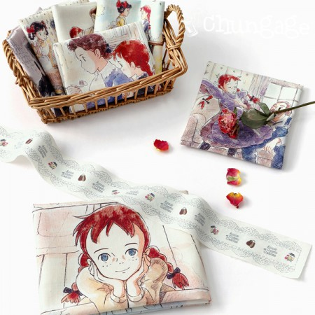 Red Hair Anne-Cotton Linen Cut) Dreamlike [CB] 31-134