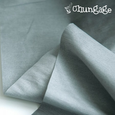 Very -40 su twill) Charcoal dyed plain (Gray)