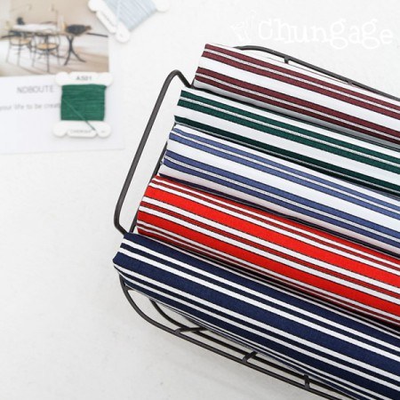 Large -60 high density cotton) Simple stripe (5 species)