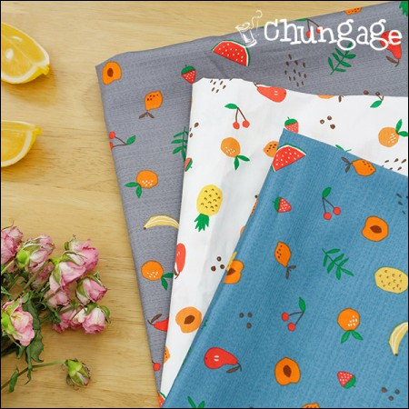 - 40 sleeping fabrics) Fruity Summer (3 kinds)