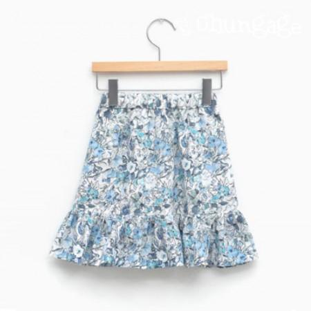 Clothing pattern child skirt Skirt costume pattern [P1219]