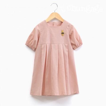 Dress pattern Children's dress costume pattern [P1227]