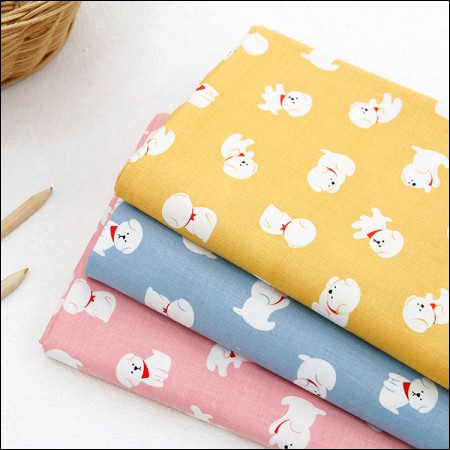20 sleeping cloth) White Puppy (three kinds)