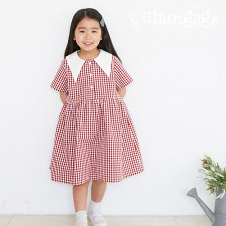 Clothes pattern Children's dress costume pattern [P1238]
