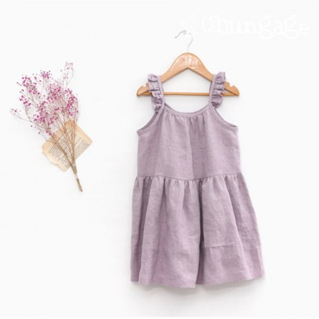 Clothes pattern children's dress costume pattern [P1232]
