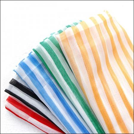 Wide-DTP Polish Chiffon) Color Stripe (5 types)