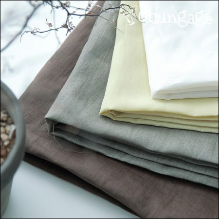 -36 linen linen) plain (four kinds)