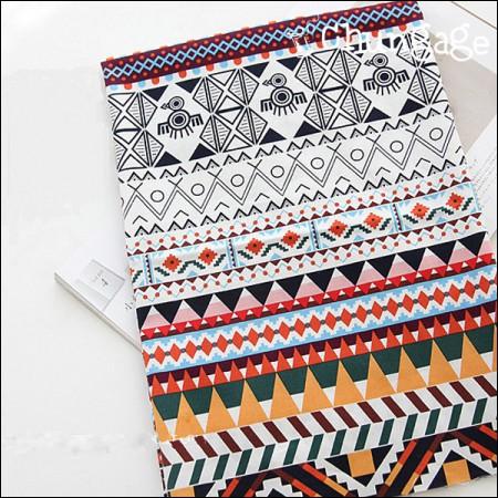 Laminate cut paper) Incas stripe