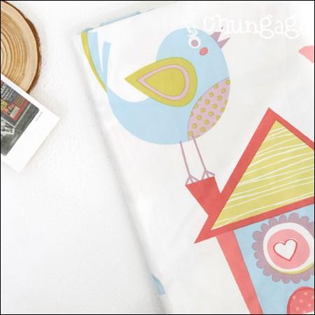 Wide-High Density Semi-Micro Fabric) Tweety