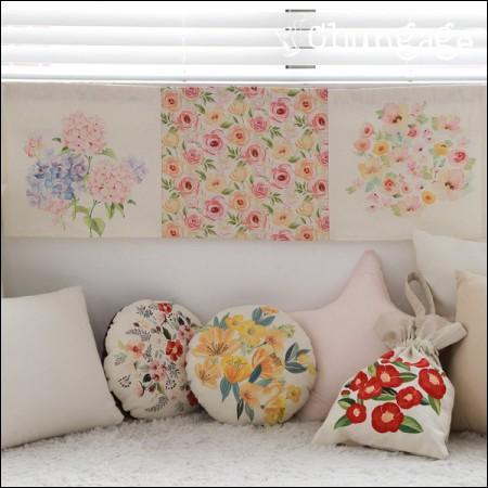 DFP11 Surin Linen Cut Paper) Florist