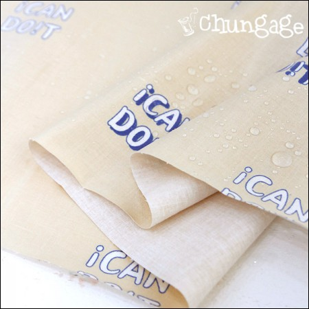 Waterproof Fabric Non-toxic TPU Laminate Cloth)