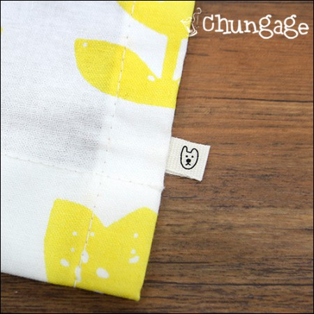 Cotton Label Fitting Label Bruise (5 Pieces) [KL025]