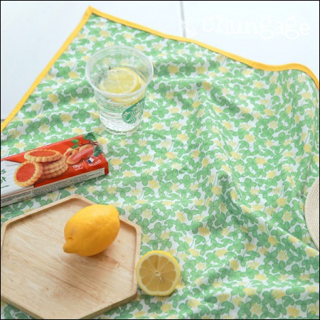 Top grade DTP20Horizontal weave) Green clover