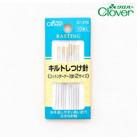 Hour hand clover blyon stitch needle
