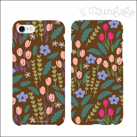 Cell phone case midnight garden (2 kinds) ca031 iphone galaxy all models phone case