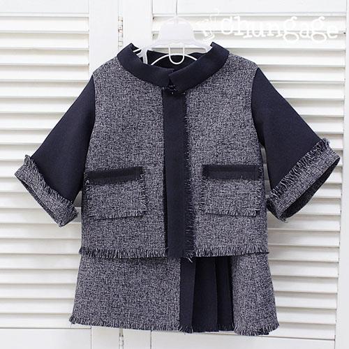 Wide-Advanced Weave Duplex Suit