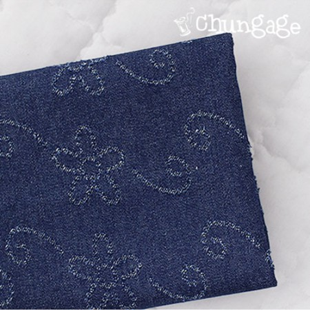 100% Cotton Punching Cheongji-Flower