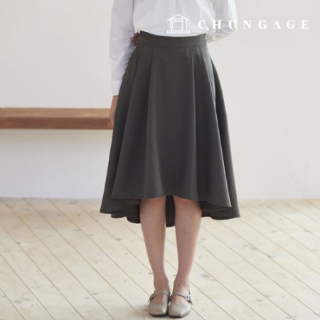 Clothes Pattern Women's Skirts Clothes Pattern [P1287]