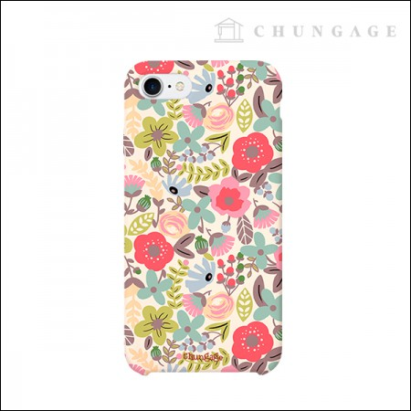 Mobile Phone Case Earl Gray Flower CA003 iPhone Galaxy All-in-one Phone Case