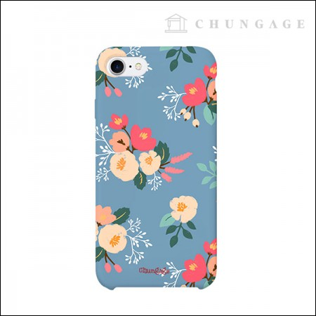 Cellphone Case Laura Flower CA018 iPhone Galaxy All-in-one Phone Case