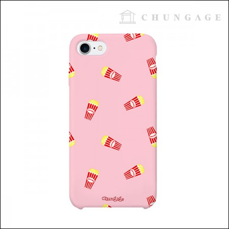Cellphone Case Popping Popcorn CA028 iPhone Galaxy All-in-one Phone Case
