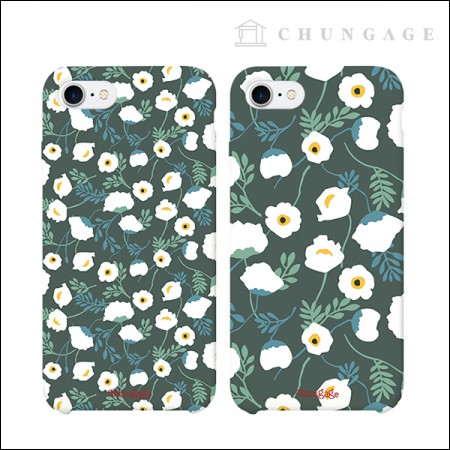 Cell Phone Case Pure Camellia (2 Types) CA010 iPhone Galaxy All Phone Cases