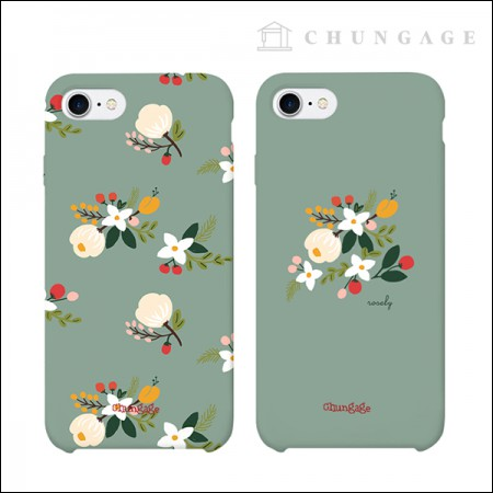 Cell phone case Rosley (2 types) CA019 iPhone Galaxy all models phone case