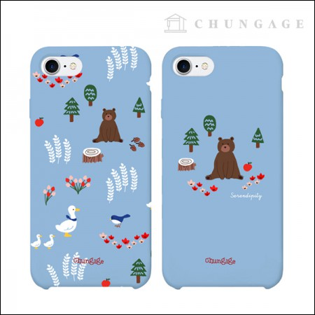 Unexpected luck (two kinds) CA020 iPhone Galaxy all models phone case