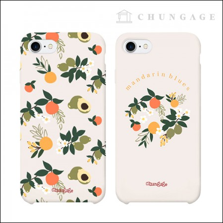 Mobile Phone Cases Mandarin Blues (2 Types) CA021 iPhone Galaxy All Phone Cases