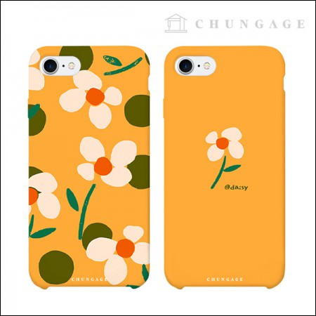 Cellphone Case Little Daisy (2 Types) CA033 iPhone Galaxy All Phone Cases