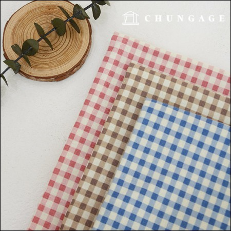 Wide 11 sleep marine linen) candy check (three kinds)