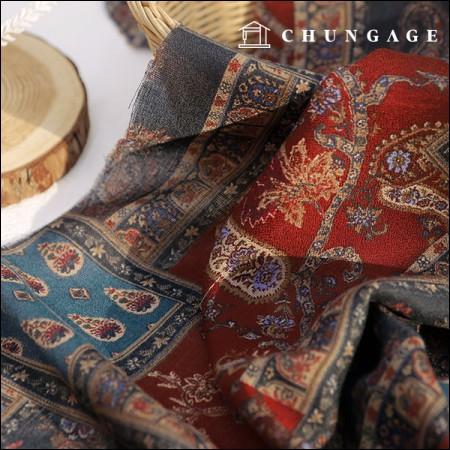 Widely Amunzen Spinning Yarn Fabric Moroccan