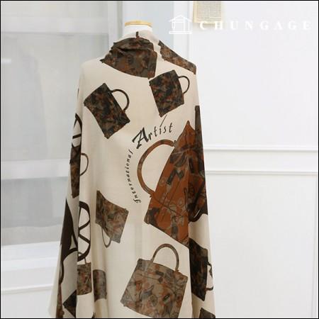 Amunzen Cotton Yarn Fabric Tarsen